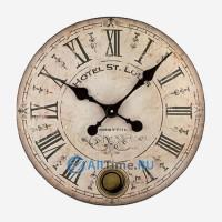 Настенные часы Lowell Low21405