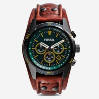 Мужские часы Fossil CH 2923 с ремнем